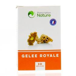 PRESCRIPTION NATURE Gelée Royale 30 gélules