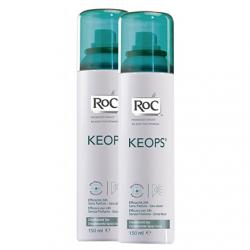 ROC Keops Déodorant sec spray 150 ml
