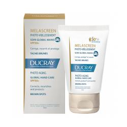 DUCRAY Melascreen soin global main SPF 50+ tube 50ml