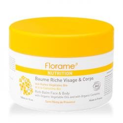 FLORAME Nutrition baume riche visage & corps pot 180ml