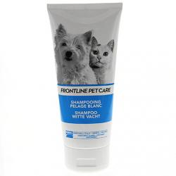 FRONTLINE PET CARE Shampooing pelage blanc tube 200ml