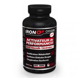 ERIC FAVRE Iron O²  origin activateur de performances 120 gélules