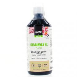 STC NUTRITION Drainaxyl 500 goût fruits rouges