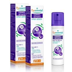 PURESSENTIEL Lot de 2 spray Sommeil aérien spray 75ml