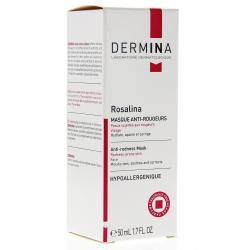 DERMINA Rosalina masque anti-rougeurs tube 50ml