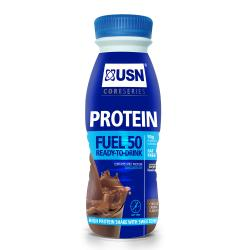 USN Protein Fuel 50 ready-to-drink chocolat 500ml