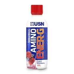 USN Amino ENER-G fruits rouges 375ml