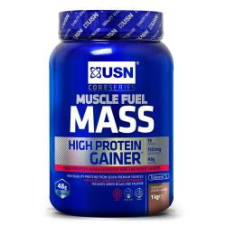 USN Muscle fuel mass High protein gainer pot 1kg