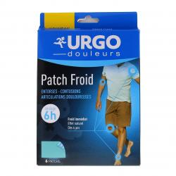 URGO Patch froid x6