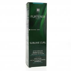 RENÉ FURTERER Sublime Curl Baume démêlant activateur de boucles tube 150ml