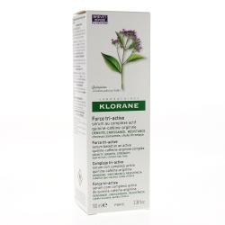 KLORANE Force tri-active sérum au complexe actif