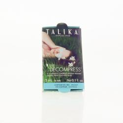 TALIKA Eye Decompress masque 1x3ml