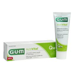 GUM Activital Q10 tube 75ml