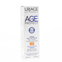 URIAGE AGE Protect Crème multi-actions SPF30 flacon pompe 40ml