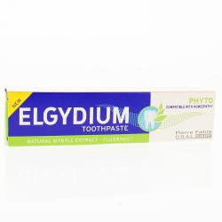 ELGYDIUM Phyto dentifrice tube 75ml