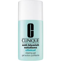 CLINIQUE ANTI-BLEMISH™ SOLUTIONS Gel Action Purifiante Soin Anti-Imperfections 15ml