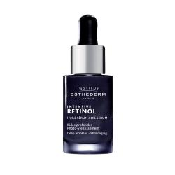 ESTHEDERM Intensive Retinol huile sérum flacon 15ml