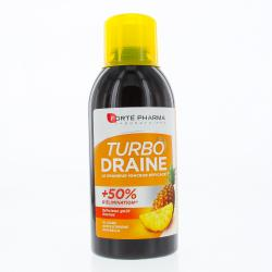 FORTE PHARMA Turbo Draine goût ananas flacon 500 ml