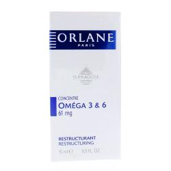 ORLANE Supradose concentré Oméga 3 & 6 61 mg flacon 15 ml