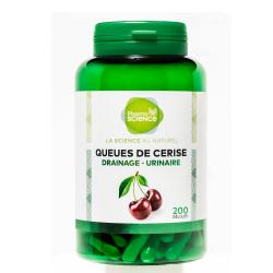 PHARMASCIENCE Queues de cerise 200 gélules