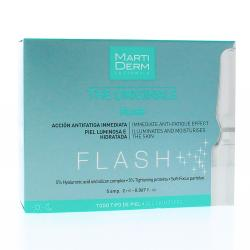 MARTIDERM THE ORIGINALS Flash 5 ampoules