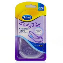 SCHOLL Party Feet coussinets talons paire x1