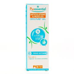 PURESSENTIEL Cryo Pure articulations & muscles gel 80 ml