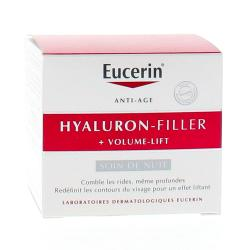 EUCERIN Hyaluron-filler + volume lift Soin de nuit pot 50 ml