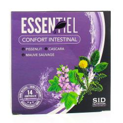 SIDNUTRITION Essentiel Confort intestinal ampoules x 14