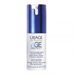URIAGE Age Protect contour des yeux multi-actions tube 15ml