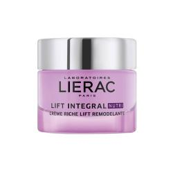 LIERAC LiftIntegral Nutri Crème riche lift remodelante pot 50ml