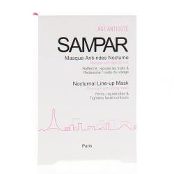 SAMPAR Masque anti-rides nocturne  flacon pompe  50 ml