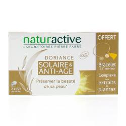 NATURACTIVE Doriance Solaire & anti-âge capsules 2 x 60
