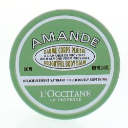 L'OCCITANE  Amande Baume corps plaisir pot 100 ml