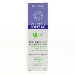JONZAC Pure Soin ciblé A.I.3 anti-imperfection bio tube 15ml