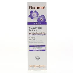 FLORAME Pureté Masque visage purifiant bio tube 65ml
