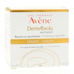 AVENE DermAbsolu Baume nuit réconfortant pot 40 ml