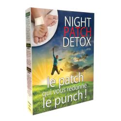 NUTRI EXPERT Night Patch Detox x 10 patchs