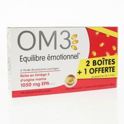 OM3 Equilibre émotionnel PACK PROMO