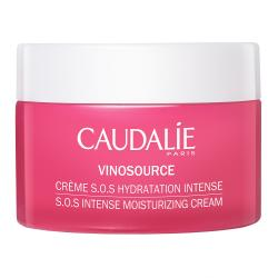 CAUDALIE Vinosource crème S.OS hydratation intense pot 50ml