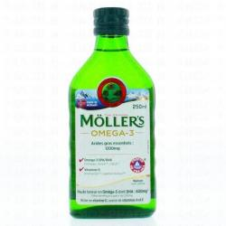MÖLLER'S Omega-3 Nature 250ml
