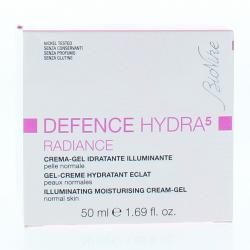 BIONIKE Defence Hydra 5 Radiance gel-crème pot 50 ml