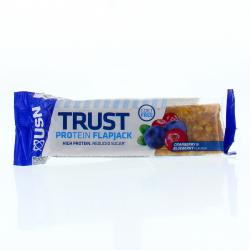 USN Trust Protein FlapJack cranberry & blueberry barre 70 g