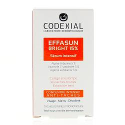 CODEXIAL Effasun Bright 15% Sérum intensif 15 ml