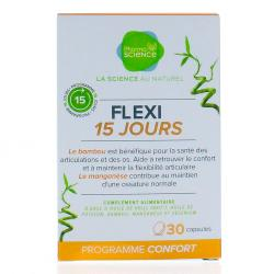 PHARMASCIENCE Flexi 15 jours caspules x 30