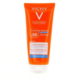 VICHY Capital soleil lait multiprotection SPF50 tube 200ml
