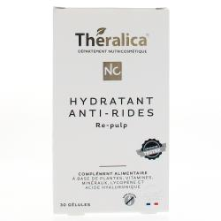 THERALICA Hydratant anti-rides re-pulp 30 gélules