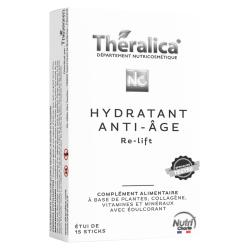 THERALICA Hydratant anti-âge Re-lift étui de 15 sticks