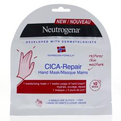 NEUTROGENA Cica repair masque mains 1 paire de gants