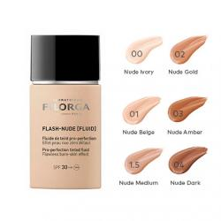 FILORGA Flash-nude [fluid] SPF30 flacon 30ml 00 nude ivory